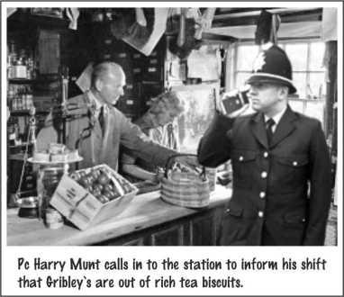 Harry on radio
