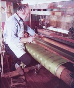 silk weaving 1