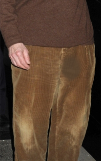 trousers stain
