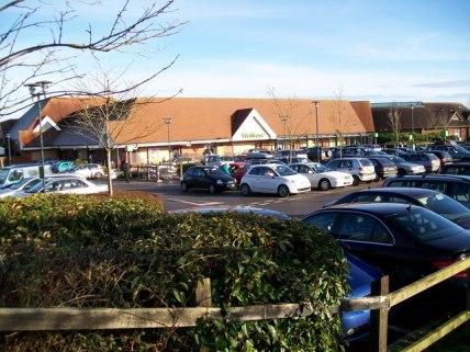 Waitrose_Supermarket,_Gillingham_-_geograph.org.uk_-_1636353